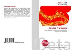 Bookcover of Sandra Nurmsalu