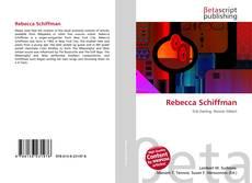 Rebecca Schiffman kitap kapağı