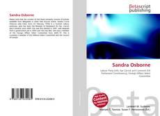 Bookcover of Sandra Osborne