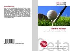 Bookcover of Sandra Palmer