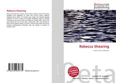 Bookcover of Rebecca Shearing