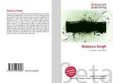 Bookcover of Rebecca Singh