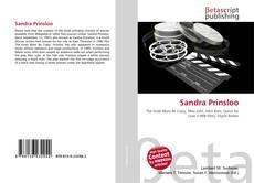 Buchcover von Sandra Prinsloo