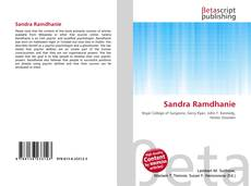 Bookcover of Sandra Ramdhanie
