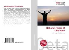 Portada del libro de National Forces of Liberation