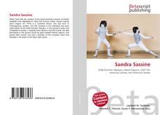 Bookcover of Sandra Sassine