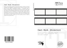 Bookcover of Carl Koch (Director)