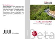 Couverture de Sandra Schumacher
