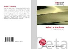 Bookcover of Rebecca Stephens