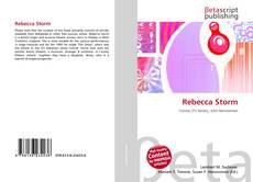 Bookcover of Rebecca Storm