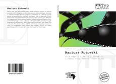 Bookcover of Mariusz Kotowski