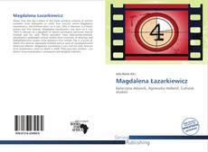 Обложка Magdalena Łazarkiewicz