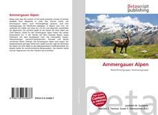 Ammergauer Alpen kitap kapağı