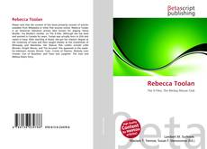 Bookcover of Rebecca Toolan