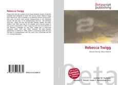 Bookcover of Rebecca Twigg