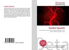 Couverture de Sandra Spuzich