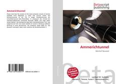 Bookcover of Ammerichtunnel