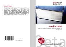 Bookcover of Sandra Stone