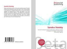 Bookcover of Sandra Stotsky