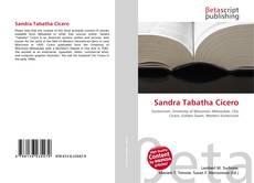 Bookcover of Sandra Tabatha Cicero