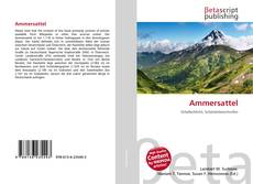 Ammersattel kitap kapağı