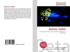 Borítókép a  Batman: Gothic - hoz