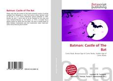 Обложка Batman: Castle of The Bat