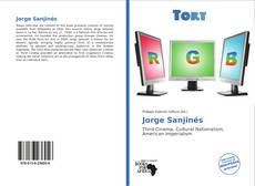 Bookcover of Jorge Sanjinés