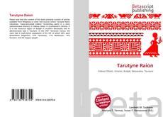 Bookcover of Tarutyne Raion