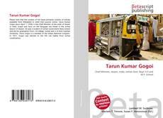 Bookcover of Tarun Kumar Gogoi