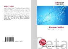 Bookcover of Rebecca White