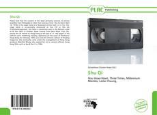 Couverture de Shu Qi