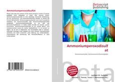 Bookcover of Ammoniumperoxodisulfat