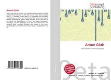 Buchcover von Amon Göth
