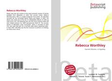 Bookcover of Rebecca Worthley
