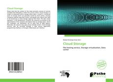 Bookcover of Cloud Storage