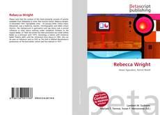 Bookcover of Rebecca Wright