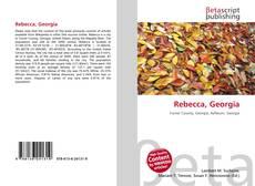 Bookcover of Rebecca, Georgia