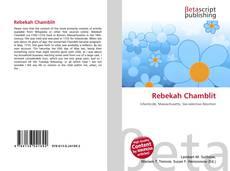 Bookcover of Rebekah Chamblit