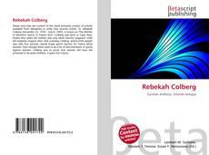 Bookcover of Rebekah Colberg