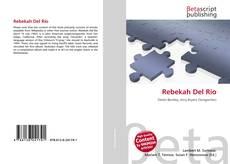 Bookcover of Rebekah Del Rio