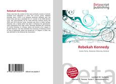 Bookcover of Rebekah Kennedy
