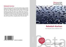 Bookcover of Rebekah Kochan