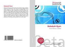 Bookcover of Rebekah Ryan