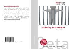Bookcover of Amnesty International