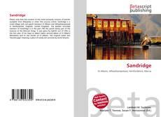 Buchcover von Sandridge