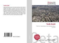 Capa do livro de Tarō Araki