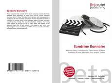 Couverture de Sandrine Bonnaire