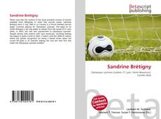 Capa do livro de Sandrine Brétigny