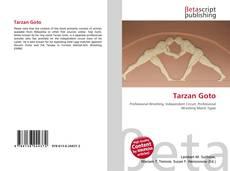 Bookcover of Tarzan Goto